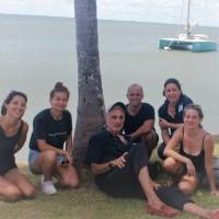 OSL team Iles du Salut 28 10 2020 bis